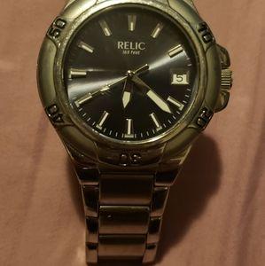 Relic wet men's watch